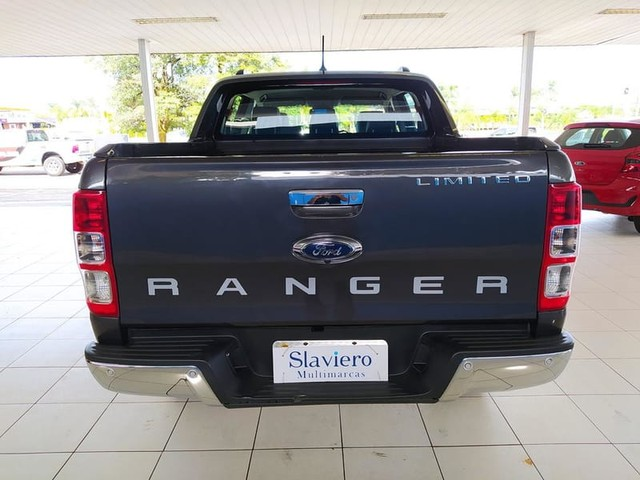 FORD RANGER LIMITED CABINE DUPLA 4A32C - Foto 5