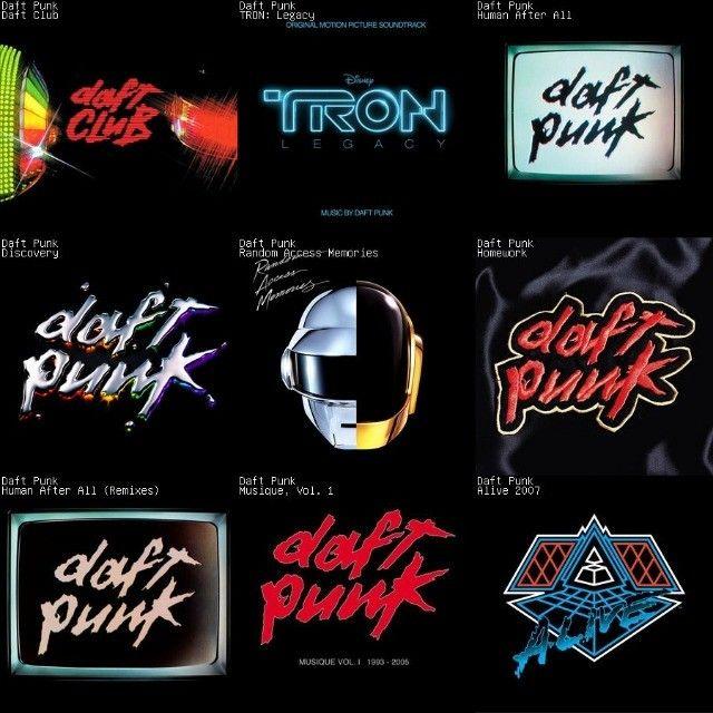 Daft Punk todas as mu$ic@s p/ouvir no carro, em casa no apto - Foto 2