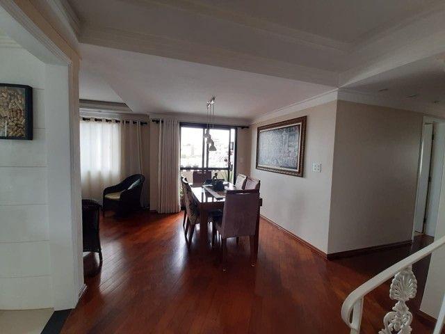 Apartamento cobertura Vila Lusitânia para venda possui 183 metros quadrados com 3 quartos - Foto 4