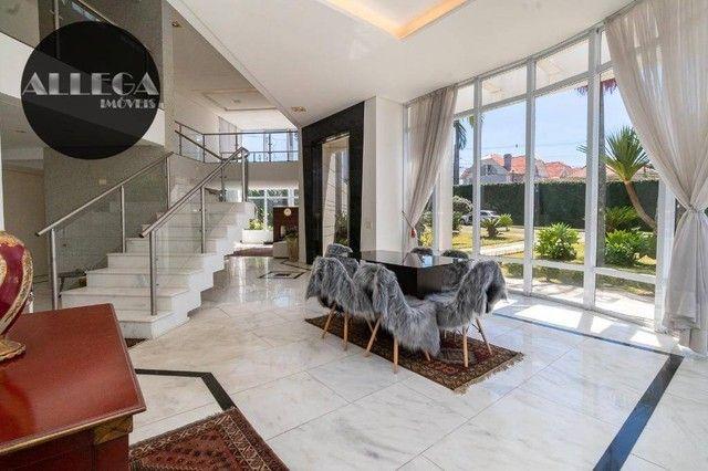 Casa com 5 quartos, 4 suítes, 2 piscinas privativas, à venda, 750 m² por R$ 4.400.000 - Ca - Foto 14