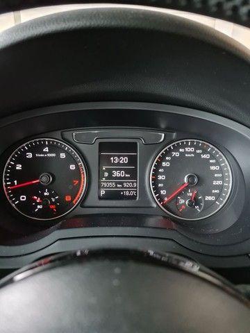 Audi Q3 2.0 Turbo 4x4 interna caramelo - Foto 7