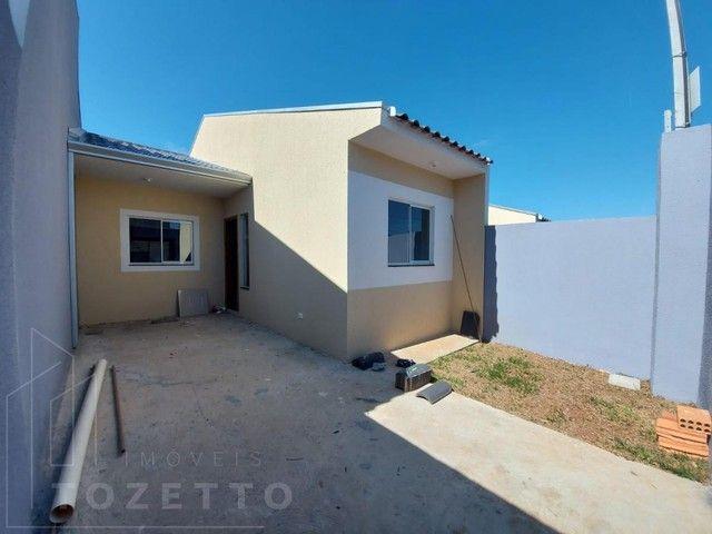 Casa para Venda em Ponta Grossa, Neves, 2 dormitórios, 1 banheiro, 2 vagas - Foto 2
