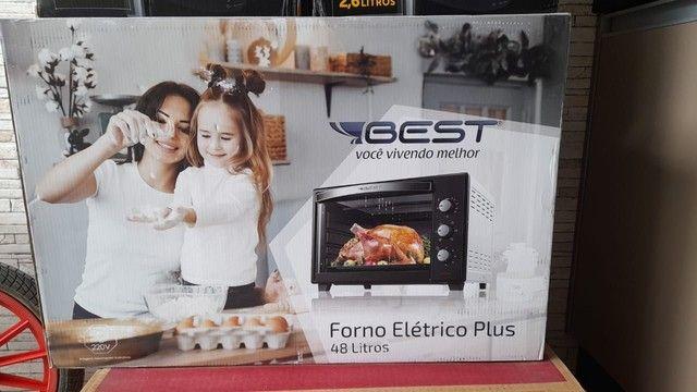 Forno elétrico 48 litros