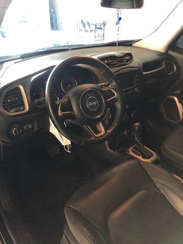 Jeep Renegade Longitude 2018 muito novo  - Foto 6