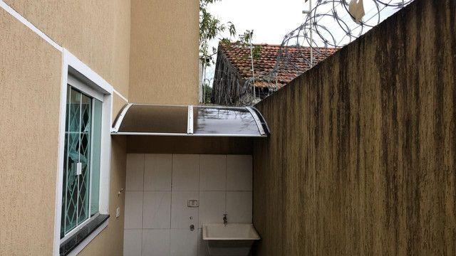 Sobrado triplex 3 quartos e 2 vagas para aluguel no Boqueirão em Curitiba - Foto 13