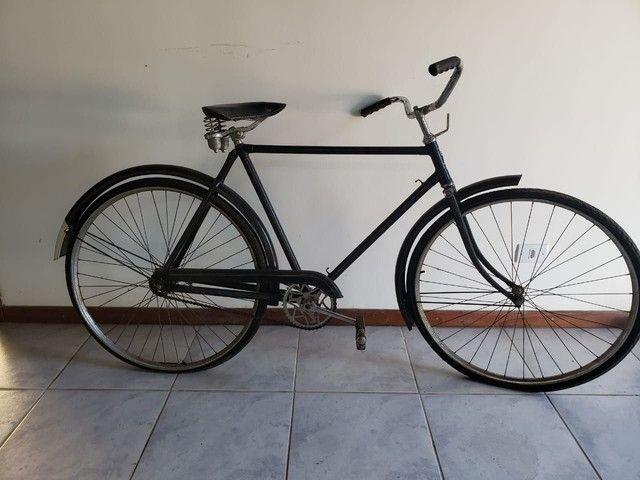 Bicicleta The Raleich anos 40 para restauro