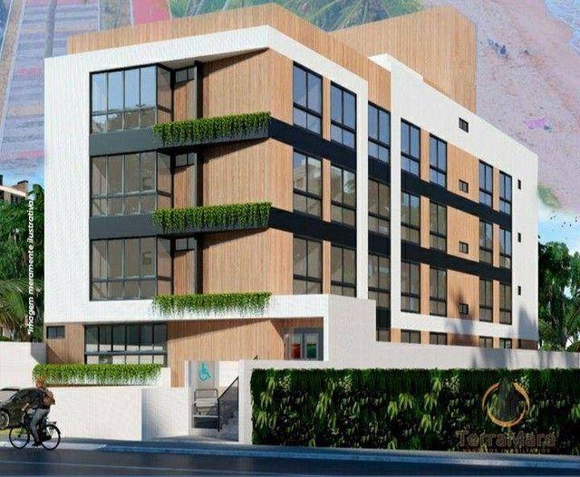 Flat com 1 dormitório à venda, 19 m² por R$ 176.990 - Cabo Branco - João Pessoa/PB
