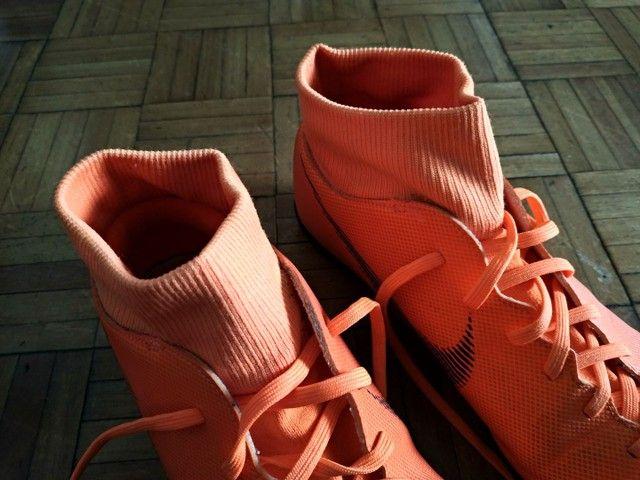 Chuteira de futsal Nike Mercurial zero - Foto 2
