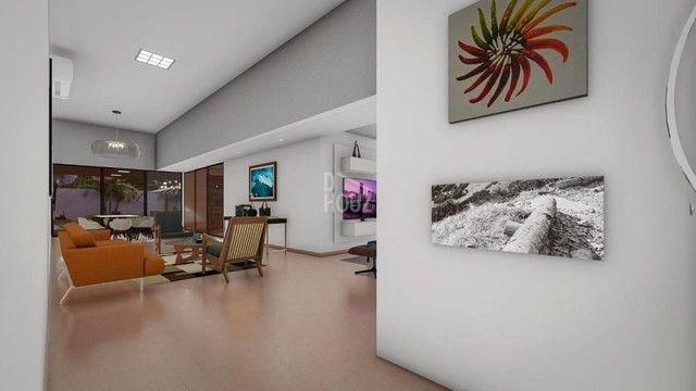 Casa com 4 suítes à venda, 342 m² por R$ 3.650.000 - Jardins Paris - Goiânia/GO - Foto 14