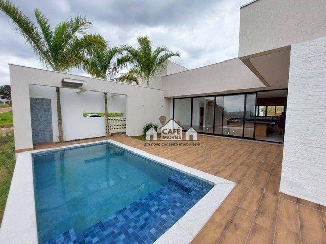 Casa com 4 dormitórios à venda, 250 m² por R$ 1.690.000,00 - Condomínio Boulevard - Lagoa  - Foto 9