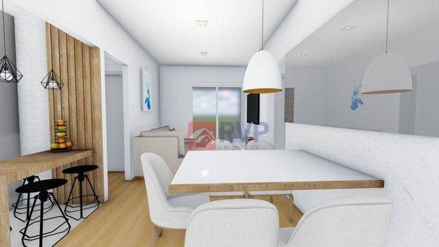 Apartamento com 3 dormitórios à venda por R$ 269.000,00 - Recanto da Mata - Juiz de Fora/M - Foto 3