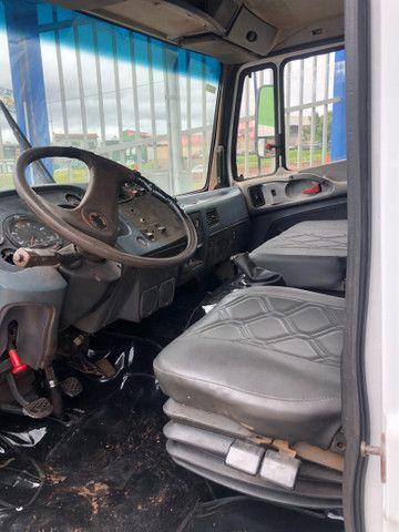 Caminhão 3/4 712 C 2002 carroceria toco 4x2 - Foto 5