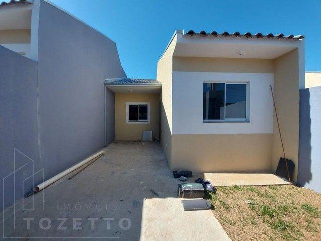 Casa para Venda em Ponta Grossa, Neves, 2 dormitórios, 1 banheiro, 2 vagas