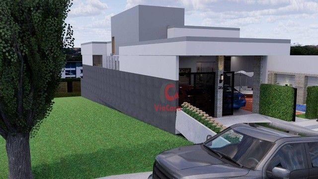 Casa com 3 dormitórios à venda, 254 m² por R$ 980.000,00 - Vale dos Cristais - Macaé/RJ - Foto 3