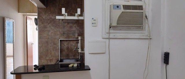 Apartamento para venda possui 27m2, com 1 quarto, em Copacabana - RJ. - Foto 6