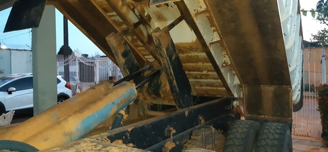 Ford Cargo 2622 Traçado Caçamba - Foto 13