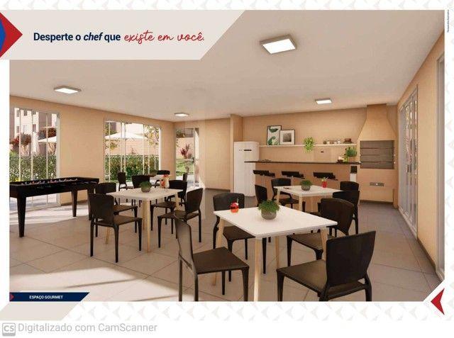Apartamento  com 3 quartos AREA DE LAZER COMPLETA - - Foto 2