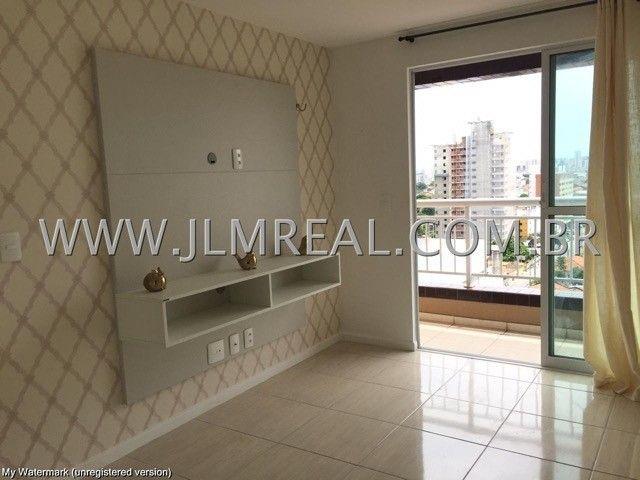 (Cod.:086 - Jacarecanga) - Mobiliado - Vendo Apartamento com 80m² e 2 Vagas - Foto 2