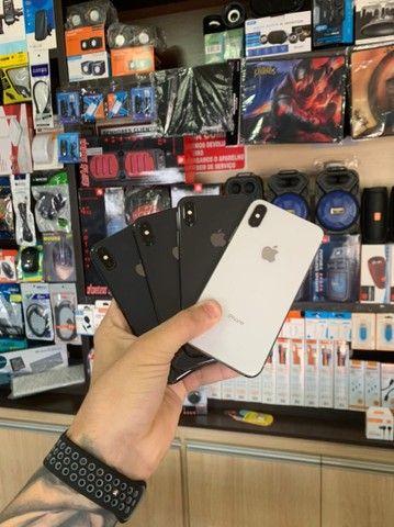 IPHONE X 64GB E 256GB NOVO DE VITRINE ( 6 meses de garantia )