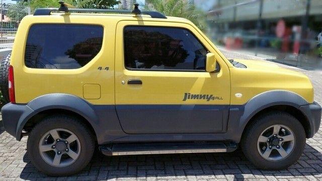 jimny 1.3 all 4x4 2016 muito novo  - Foto 2