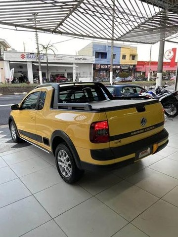 Volkswagen Saveiro 2015 - Foto 4