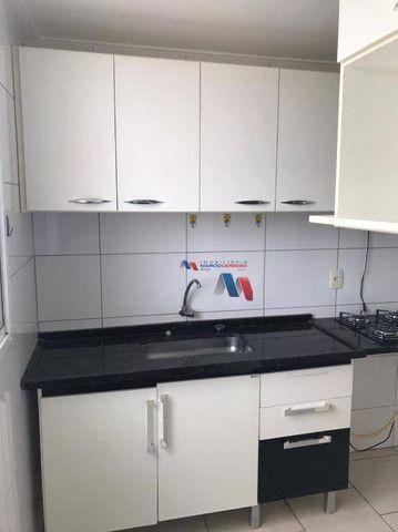 Apartamento com 1 dormitório para alugar, 60 m² por R$ 1.000,00/mês - Vila Nossa Senhora d - Foto 6