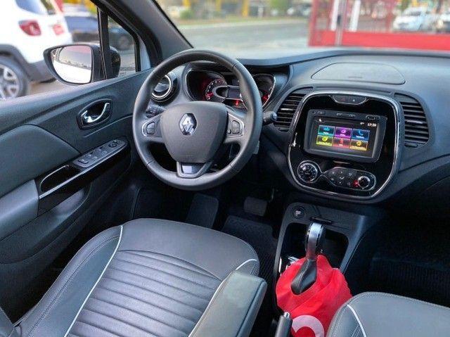 Captur Renault 2020 Intense 1.6 Cambio Cvt muito nova  - Foto 10