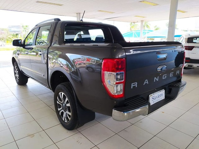 FORD RANGER LIMITED CABINE DUPLA 4A32C - Foto 6
