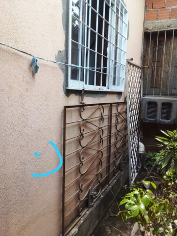 Grade de ferro porta e janela - Foto 2