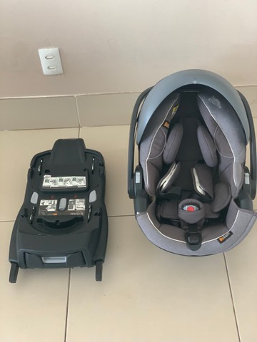 Bebê conforto Besafe + base do carro Besafe