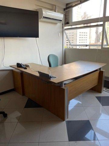 Mesa escritorio - OPORTUNIDADE + cadeira de brinde