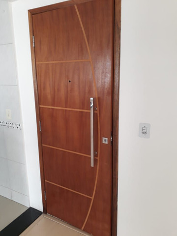 Apartamento de dois quartos financiado e reformado próximo ao centro de Belford roxo - Foto 11