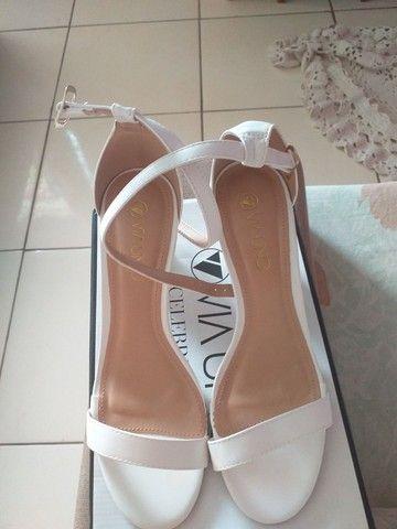 Sapato branco  - Foto 3