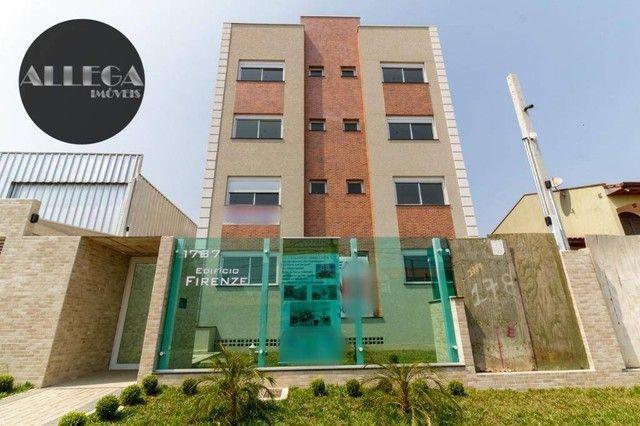 Apartamento com 2 dormitórios à venda, 59 m² por R$ 364.000,00 - Fanny - Curitiba/PR