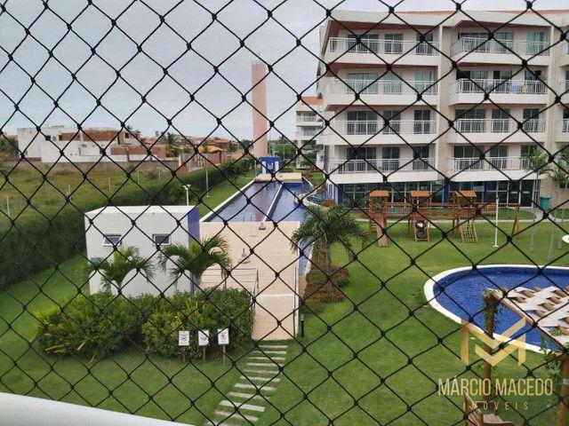 Apartamento com 3 quartos à venda por R$ 460.000 - Porto das Dunas - Aquiraz/CE - Foto 8