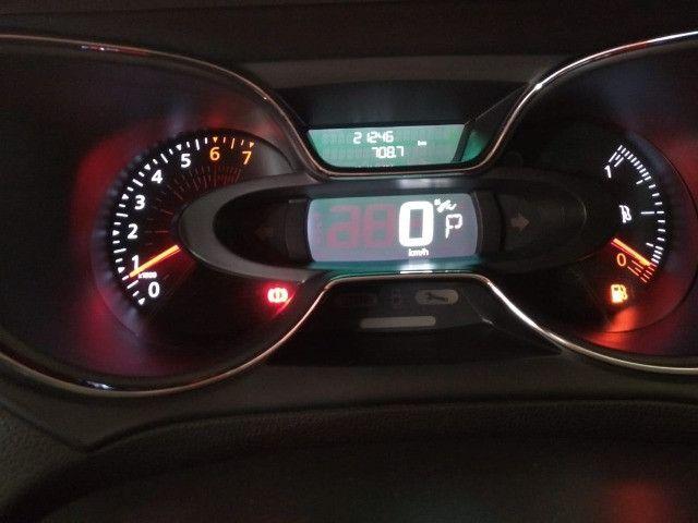 Renault Captur Intense 1.6 SCe CVT 2020 - Foto 8