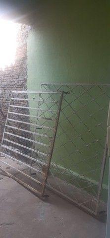 Grades para janelas