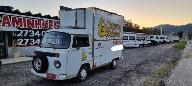 Vw kombi Food truck ano 1999 - Foto 3
