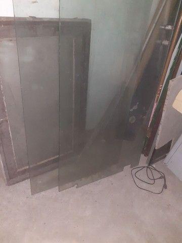 Portas de vidro bem temperado  - Foto 4
