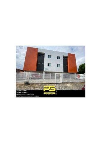 Apartamento com 2 dormitórios à venda, 56 m² por R$ 130.000,00 - Ernesto Geisel - João Pes