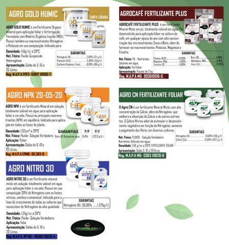 Fertilizantes Líquidos ALTA PRODUÇÃO