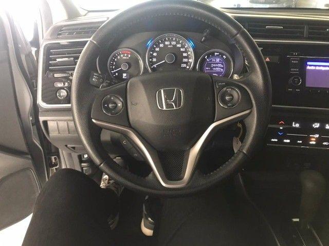 Honda City EX 1.5 automatico 2018 44mil km  - Foto 5