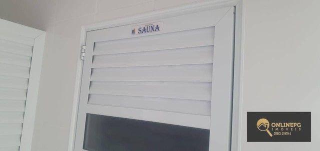 Apartamento com 2 dormitórios à venda, 80 m² por R$ 420.000,00 - Vila Tupi - Praia Grande/ - Foto 12