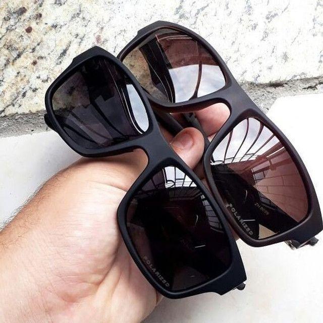Óculos Oakley Jupiter Squared Iridium - Foto 2
