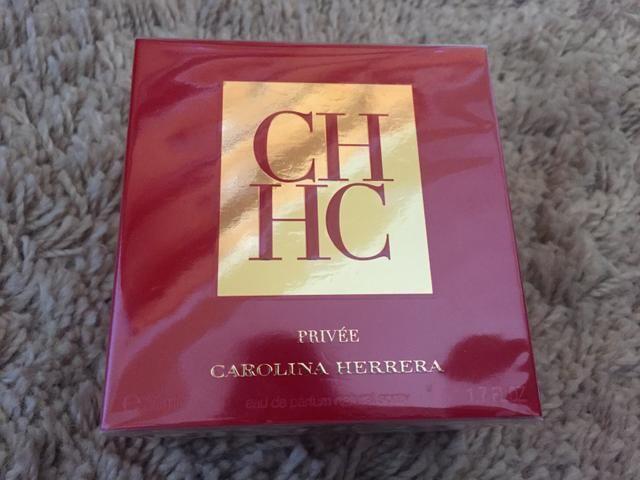 Perfume CH lacrado
