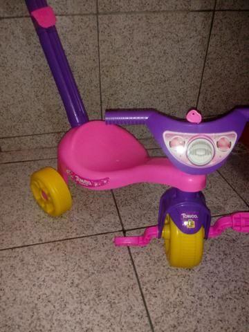 Triciclo NOVO feminino