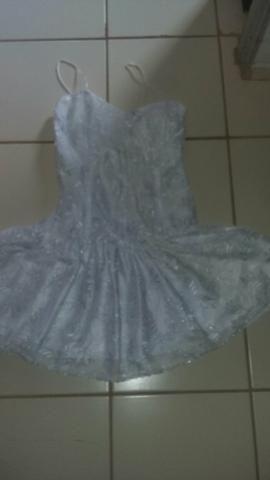 Vestido de noiva junina junhina junino