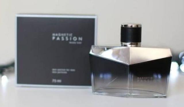 Perfume masculino vendo trOco
