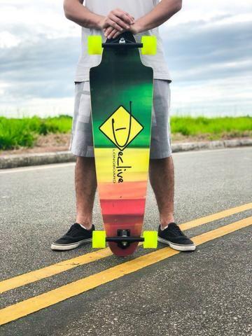 Vendo Skate Longboard - Declive