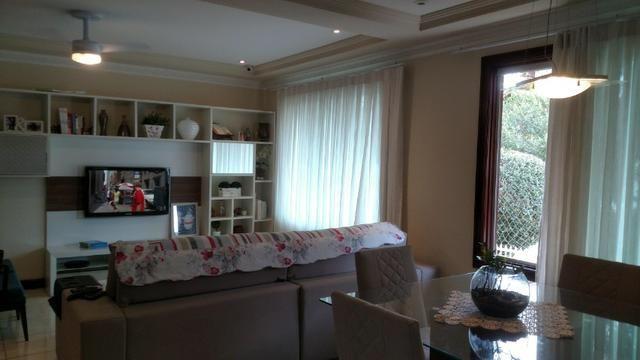 Excelente Cs de Condomínio 443 M2 4 Qts 02 suítes mobiliada finíssimo acabamento !!! - Foto 13
